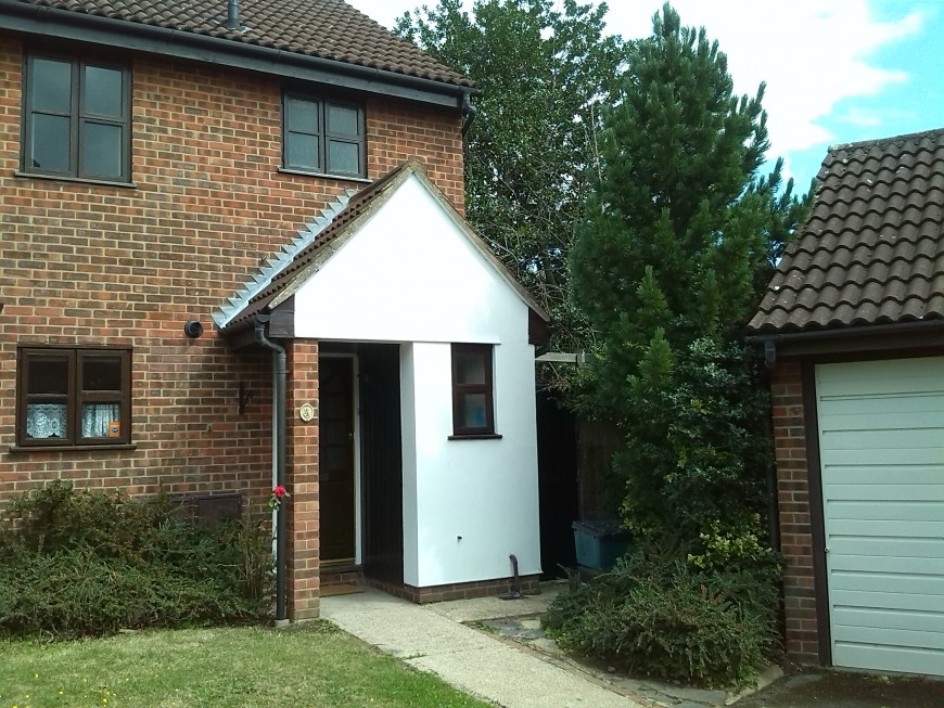 Bronte Close Gants Hill Ilford Essex